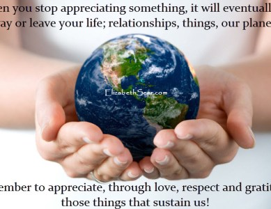Keep What You Have Through Appreciation