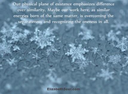 snowflakes_oneness