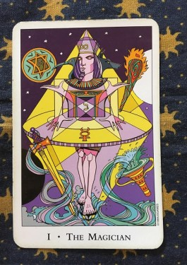 Practical Tarot Questions
