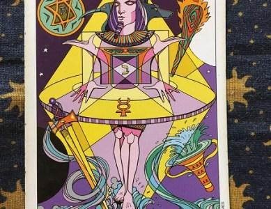 Manifest like The Magician