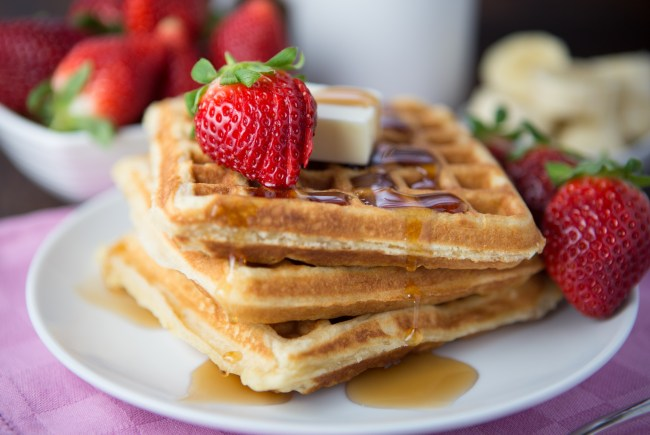 Quick and Easy Waffles