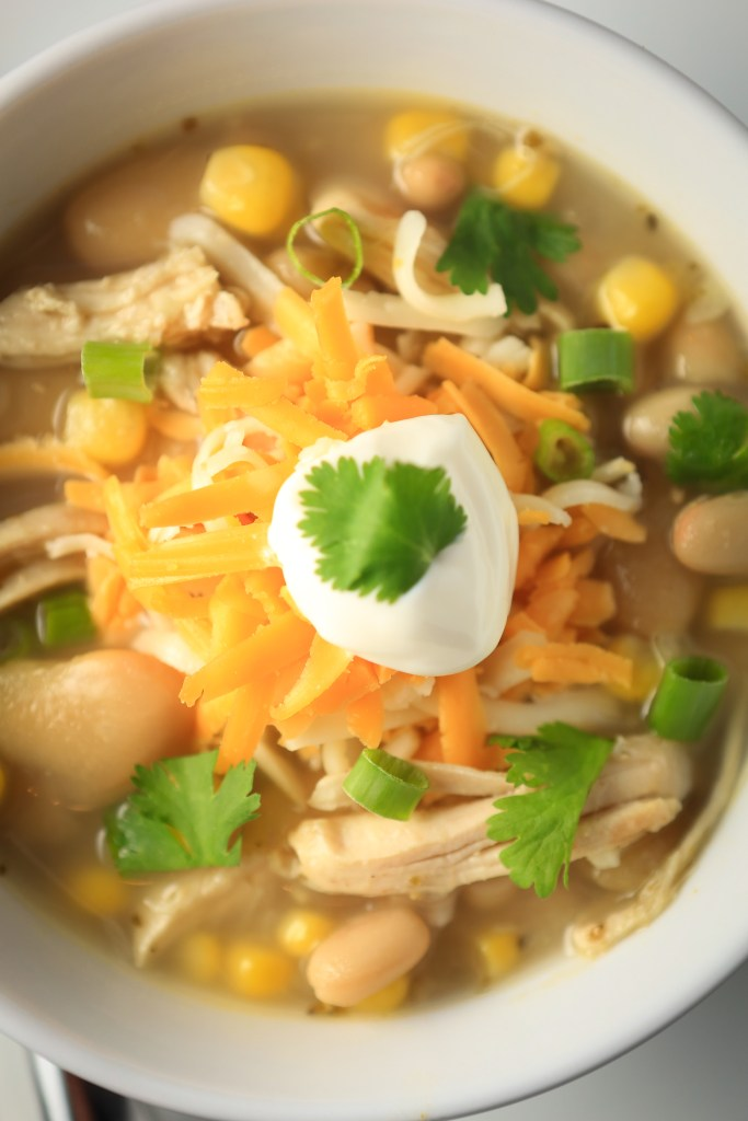 Keenwaaa and White Chicken Chili-8946