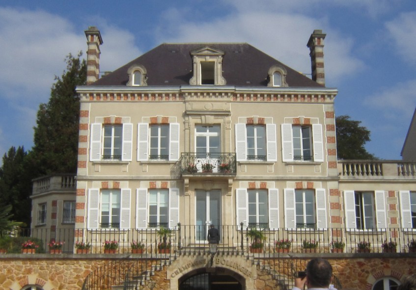 House of Bollinger, Ay, Champagne, France