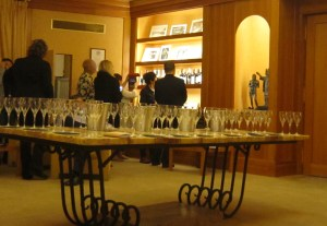 Tasting Room at Roederer