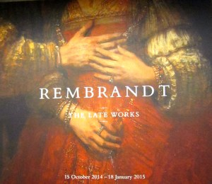 Rembrandt, The Late Works