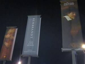 The National Gallery, London, Rembrandt -The Late Works