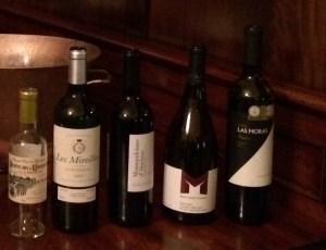 Wine tasting event 2016
