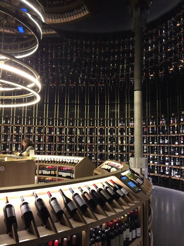 Wine boutique, Cité du Vin
