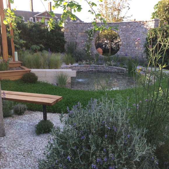 The Harmonious Garden of Life