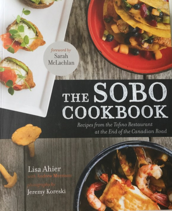 The SoBo Cookbook with the Thai Chicken and Peanut Sauce recipes