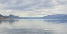 Lake Okanagan from Penticton