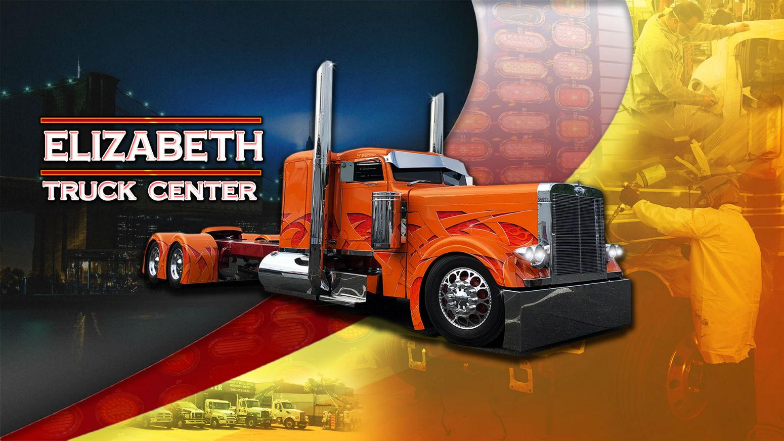 semi truck chrome sales accessories