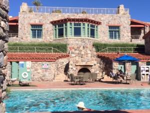 Pool at Furnace Creek Inn