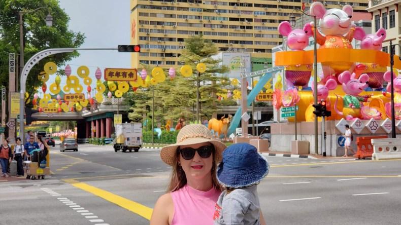 O que fazer em Singapura em 3 dias:  Chinatown em Singapura