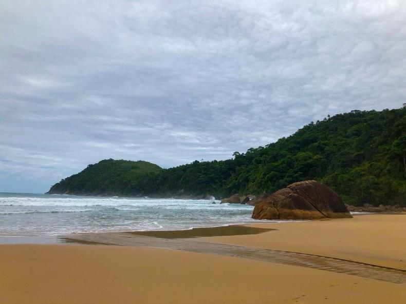 Paraty: Praia de Antigos, Foto e informações: Gisele Carpin