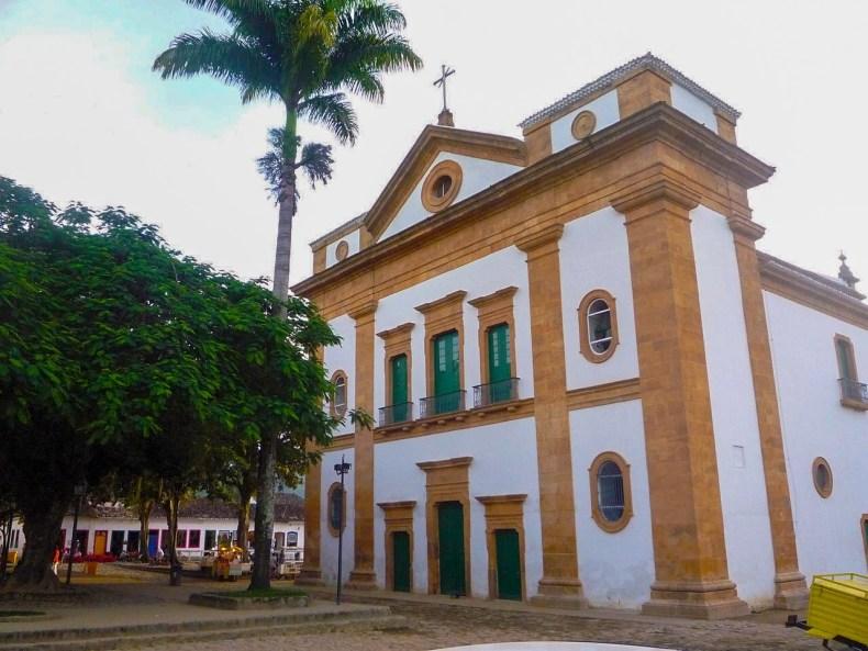 Catedral de Nossa Senhora do Remédios. Foto retirada do site Wikipedia
