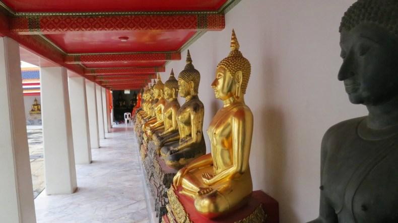 Wat Pho e o templo do Buda Reclinado, Bangkok