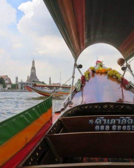 O que fazer em Bankok