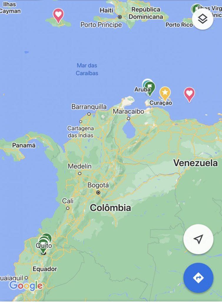 CARTAGENA DAS ÍNDIAS CARIBE COLOMBIA TURISMO VIAGEM
