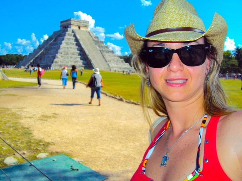 Principal sítio arqueológico da Riviera Maya e Cancún