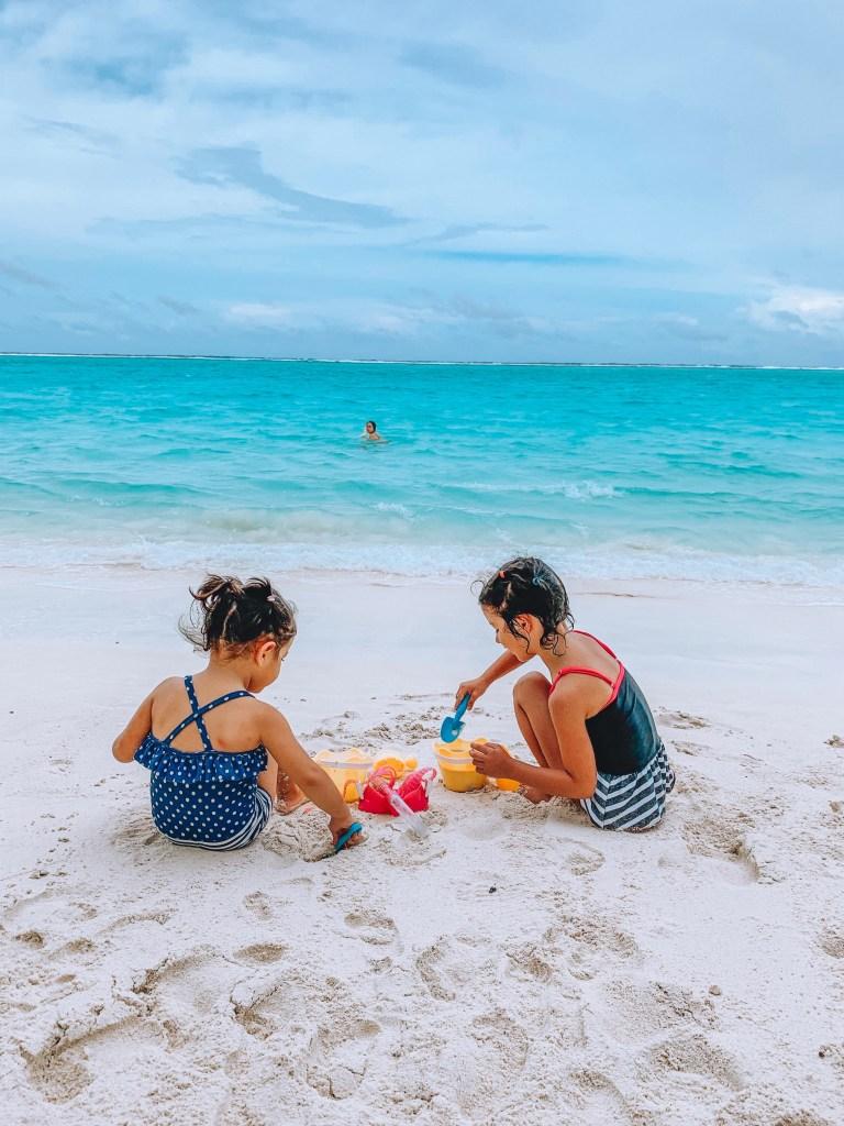 Viajando barato para as Maldivas com crianças. Foto: Raquel Hoffmann