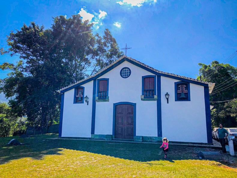 O que fazer em Tiradentes. Igreja de São Francisco de Paula