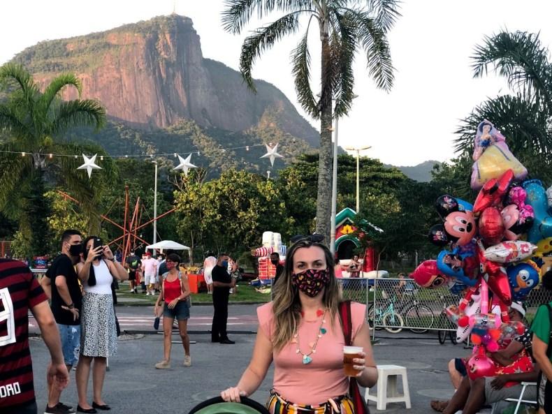 Se você tem dúvidas de onde fazer um piquenique com muita alegria: Lagoa Rodrigo de Freitas, Rio de Janeiro