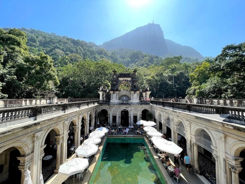 parque Lage: Um dos melhores locais onde tomar café da manhã no Rio de janeiro RJ