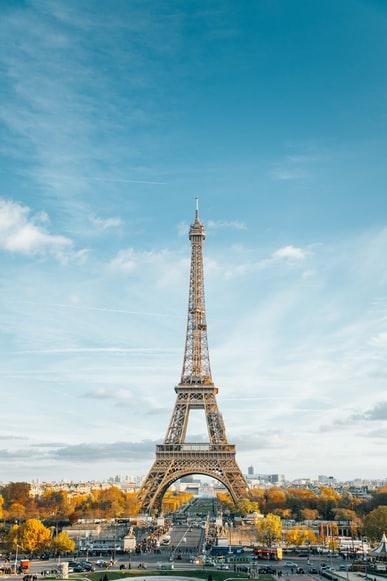 Vale a pena visitar Paris em Outubro