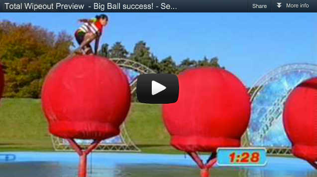 Total Wipeout – the evidence