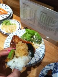 Kulu Kulu Sushi - Prawn Tempura Hand Roll