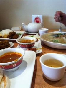 Rasa Sayang - Roti Canai, Seafood Hor Fun, Beef Rendang Curry