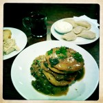Cheap Eats in London: Mamuska!