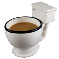 The Novelty Toilet Mug