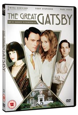 *WIN* A Copy of The Great Gatsby DVD [2000]