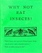 Vincent Holt - Why Not Eat Insects
