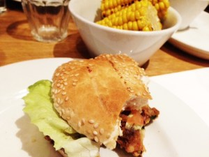 Gourmet Burger Kitchen Vegan review