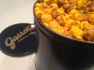 Garrett Popcorn - Chicago Mix Review