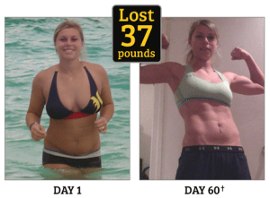 Insanity Before and After Photos