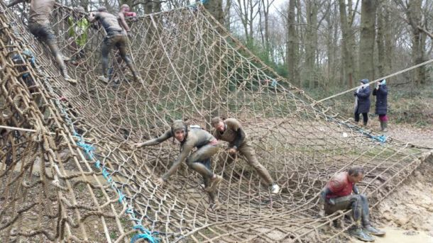 Nuts Challenge Review - cargo net - Eliza Flynn and Tim Butler