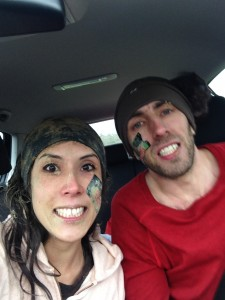 Nuts Challenge Review - Eliza flynn and Tim Butler