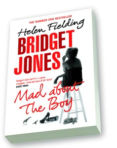 Bridget Jones Mad About The Boy competition