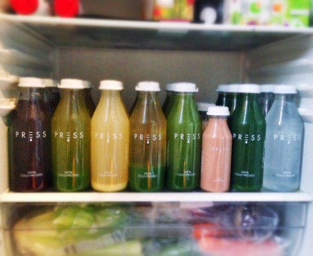 Press London Juice Cleanse Review