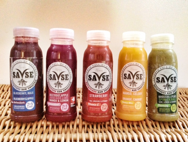 Eat the Rainbow with SaVse Smoothies: A Review
