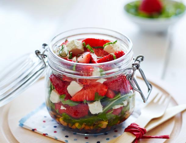 Viva Strawberry Kilner Jar Recipe