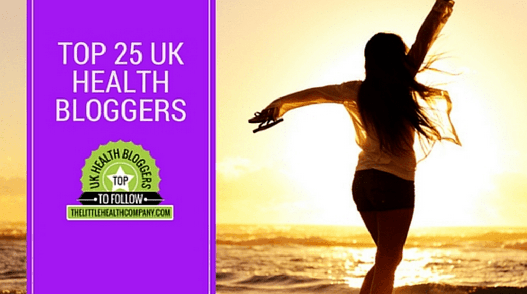 Top 25 health and fitness bloggers - eliza flynn