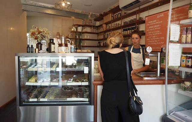 3 Healthy Cafes in Paddington Sydney - Orchard St