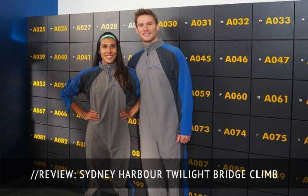 Sydney Harbour Bridge Climb Twilight Review