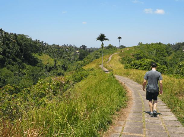 Campuhan Ridge Walk, Indonesia