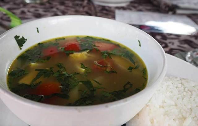 Soto Ayam from Bali Buda, Ubud
